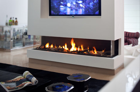 Natural Gas Propane Fireplace Rental Sales And Installation